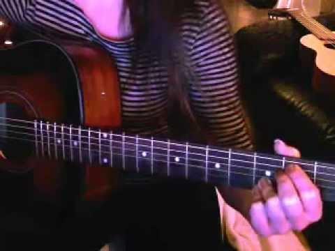 Taylor Swift, we are never ever getting back together Gitarre ...