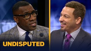 Chris Broussard: James Harden & the Rockets 'could beat' Warriors in the playoffs | NBA | UNDISPUTED