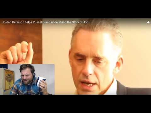 Jordan Peterson Explains the Book of Job to Russell Brand (Rea