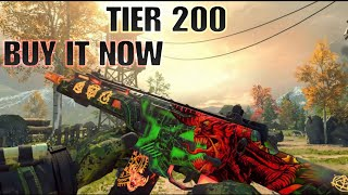 CALL OF DUTY: BLACK OPS 4 BUY TIER 200 FOR $20 AWSEOME NEW TIER SKIP DISCOUNT SALE