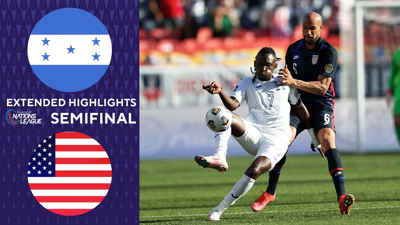 USMNT and Mexico advance to first-ever Concacaf Nations League ...