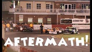Bowman Gray  7/14/2018 - Stadium Stocks - Race 1