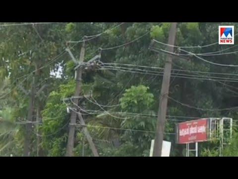 തിരുവല്ല–അമ്പലപ്പുഴ പാതയിൽ അപകടഭീഷണി | Thiruvalla-Ambalappuzha highway