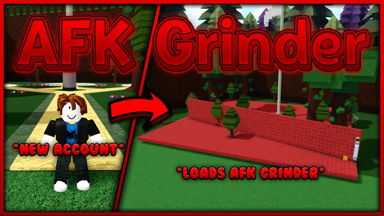 Download Tutorial Afk Grinder on a NEW ACCOUNT :O | Build a boat for treasure ROBLOX