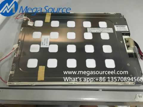 "Sharp LQ104V1DG21 10.4"" Industrial LCD screen Mitsubishi AA057VF12 in Stock"