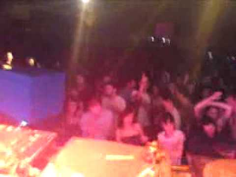 Evil Nine - Stay Up (2nd release on For Lovers) live @ Italian fort rave