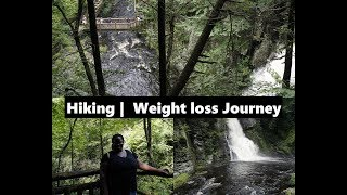 Weekend vlog 2   Hiking   Weight loss Journey