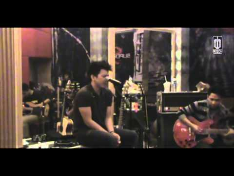 NOAH - Latihan Persiapan Konser di Bandung