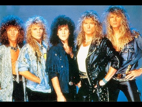 Top 10 Whitesnake Songs