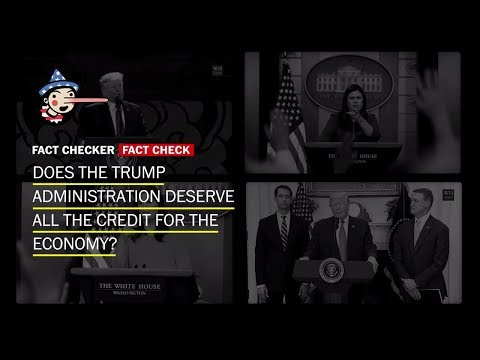 Download Youtube: No, the Trump administration didn't make the economy great again