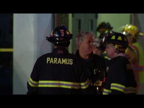 Fire at the Paramus NJ toys r us