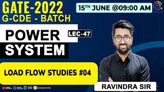 L47   Load flow studies #04   POWER SYSTEM