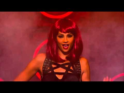 Thumbnail: Alesha Dixon performs Taylor Swift's 'Bad Blood' - Lip Sync Battle UK