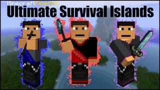 Minecraft Ultimate Survival Islands Part 1 We Need Food!