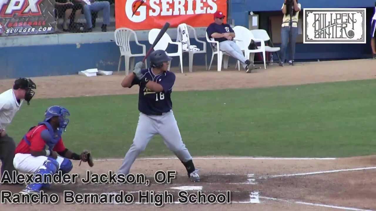 Alex Jackson Prospect Video, Rancho Bernardo High School ...