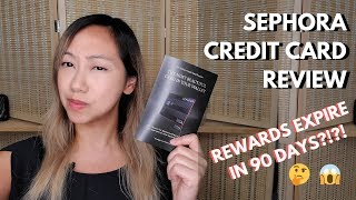 Sephora Credit Card Review: Read the Fine Print!