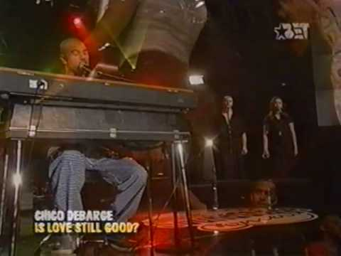 Chico Debarge Live Part 1