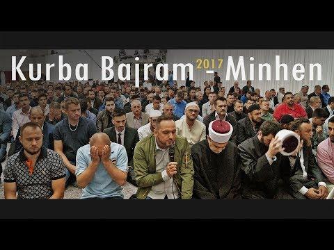 Kurban Bajram 2017 - Minhen