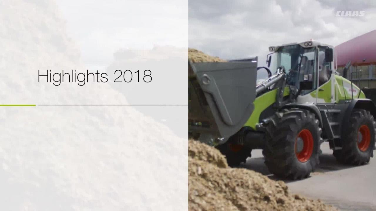 Download CLAAS Highlights 2018.