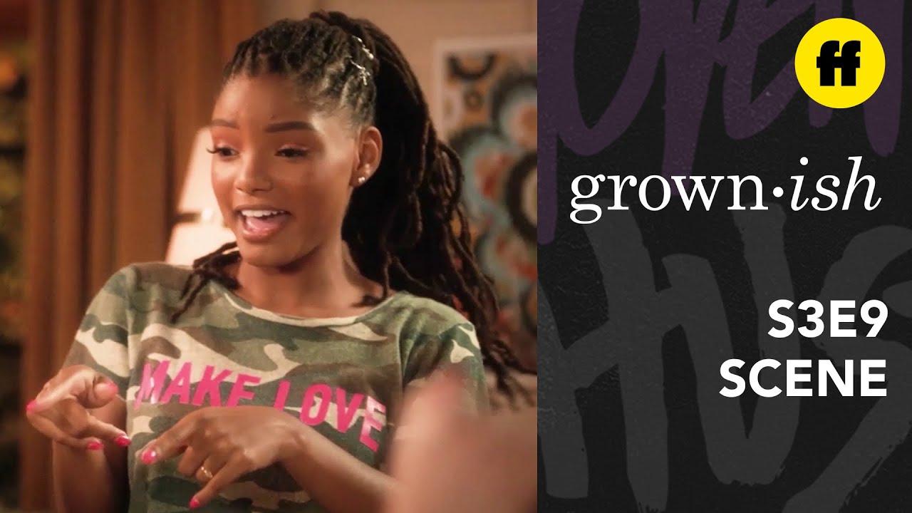 Download grown-ish Season 3, Episode 9   The Girls Get Down With Vivek   Freeform
