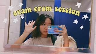 Let's cram for 3 exams ⚡️ thumbnail