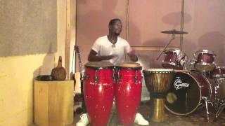 Haitian Rhythms: Yanvalou by Ricardo Anilus