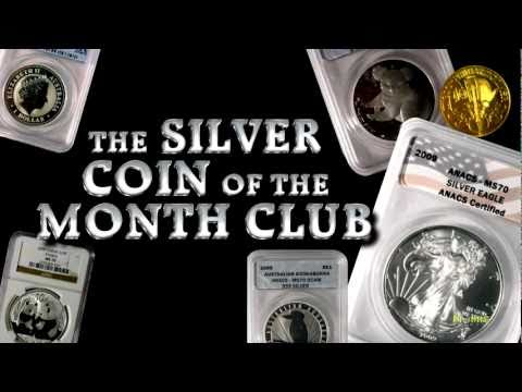 Numis Network - The Silver Coin Of The Month Club