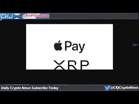 Apple Pay Card. Apple Integrates Ripple (XRP) Interledger Technology.