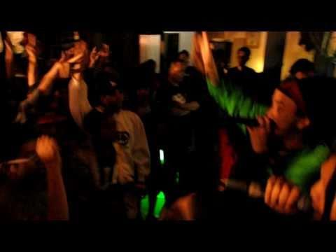 Ras Muhamad & Daddy T- Live