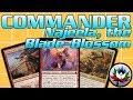 MTG – Najeela, the Blade-Blossom LEGENDARY Warrior Tribal EDH/Commander Deck Tech!