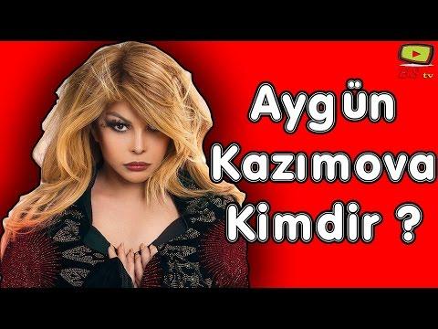 Aygun Kazimova haqqinda, kimdir, necidir ?