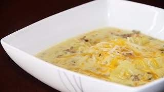 ЧИЗБУРГЕР СУП. CHEESEBURGER SOUP
