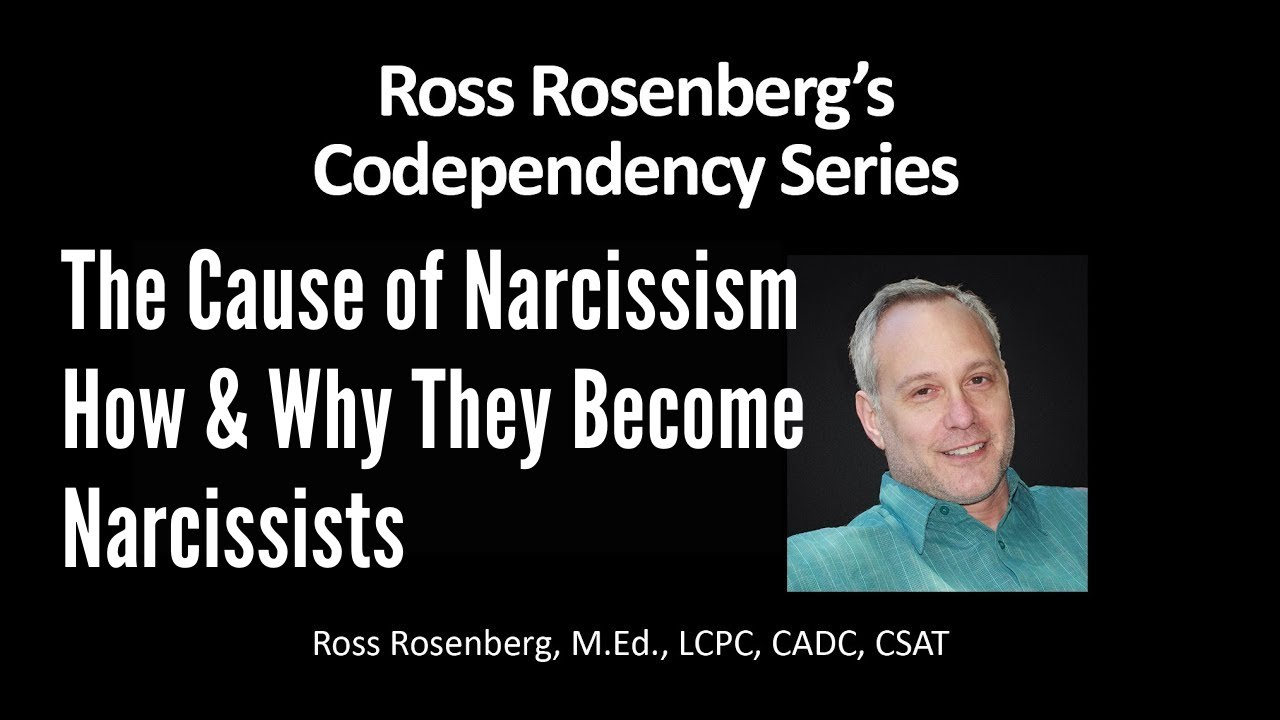 Reasons for narcissism