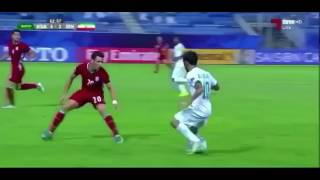 رياضة  السعودية تهزم إيران بسداسية وتتأهل لنهائي كأس آسيا للشباب