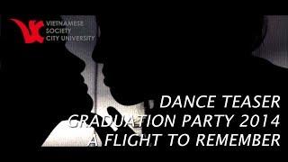 Official Dance Teaser   Vietsoc CUL Graduation Party 2014 thumbnail