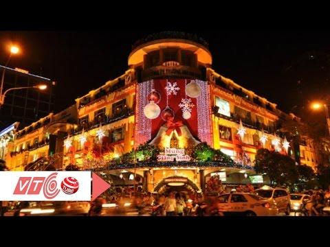 Tận hưởng không khí Giáng sinh sớm ở Sài Gòn | VTC