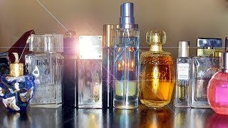PERFUME COLLECTION | My Favorite Fragrances
