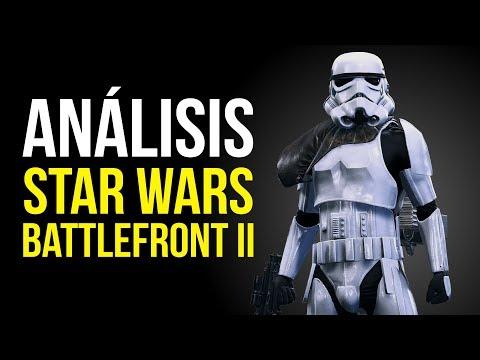 STAR WARS BATTLEFRONT 2, ANÁLISIS
