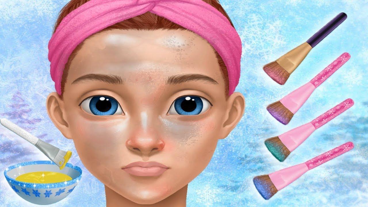 Princess Makeup Salon Play Fun Dress Up Makeover Makeup
