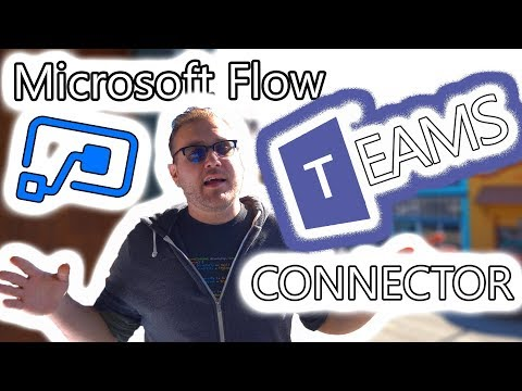 Microsoft Power Automate Tutorial - Microsoft Teams Connector
