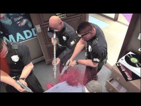 POLICE BRUTALITY! GTAV #06