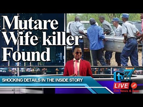Mutare Wife Ki11er Found, The Inside Story, SHOCKING DETAILS