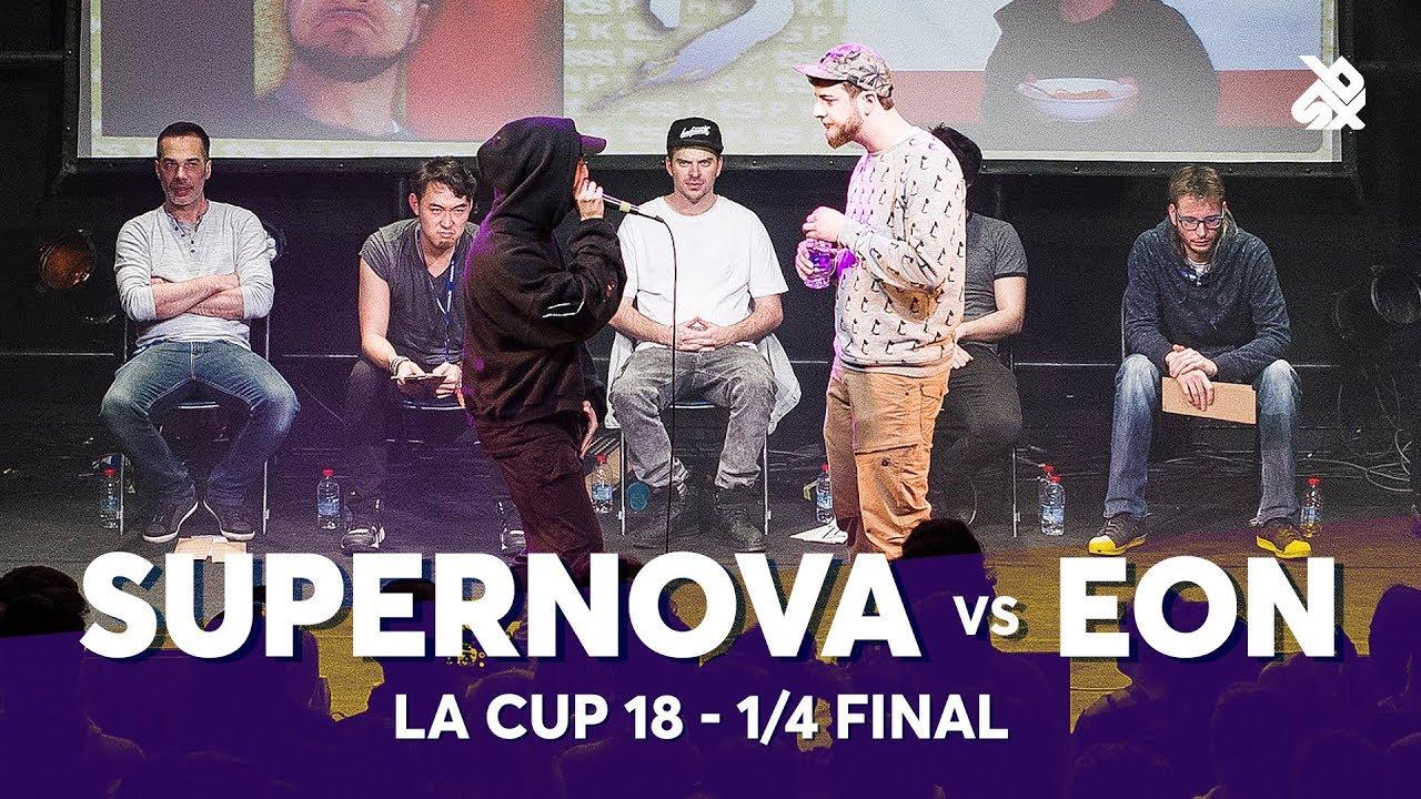 SUPERNOVA vs EON | La Cup WORLDWIDE 2018 | 1/4 Final