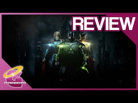 Injustice 2 review: Fast, Furious, Fun!