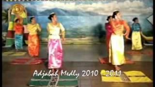 Adjabah - Maranao Dance