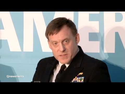 A CyberSecurity Conversation with Admiral Mike Rogers
