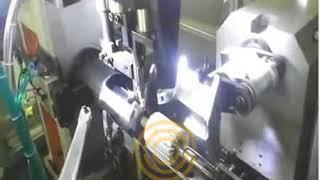 Automatic Slotted Type Commutator Armature Winding Machine Rotor winder WIND ST TD2B