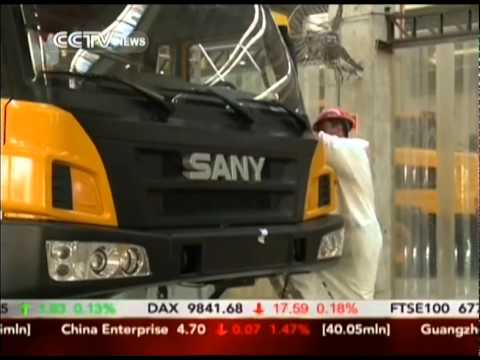 Chinese manufacturer SANY successfully sues U.S. government