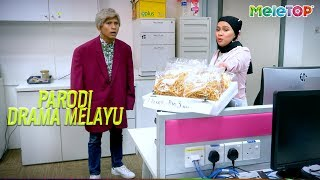 Download Parodi Drama Melayu Jihan Muse & Bell Ngasri   MeleTOP   Nabil & Neelofa
