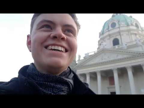Прогулка по Вене, подача на визу США